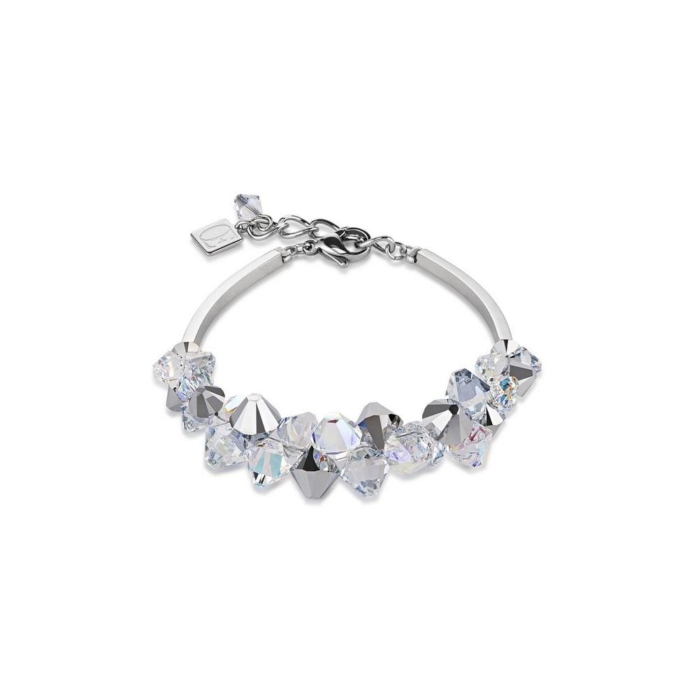 Coeur De Lion Blue Swarovski Crystal Bracelet