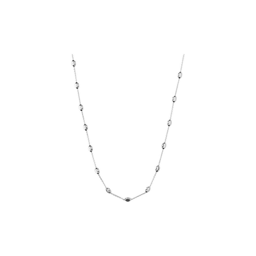 5ba3d16955d0 Links of London Essentials Sterling Silver Beaded Necklace ...