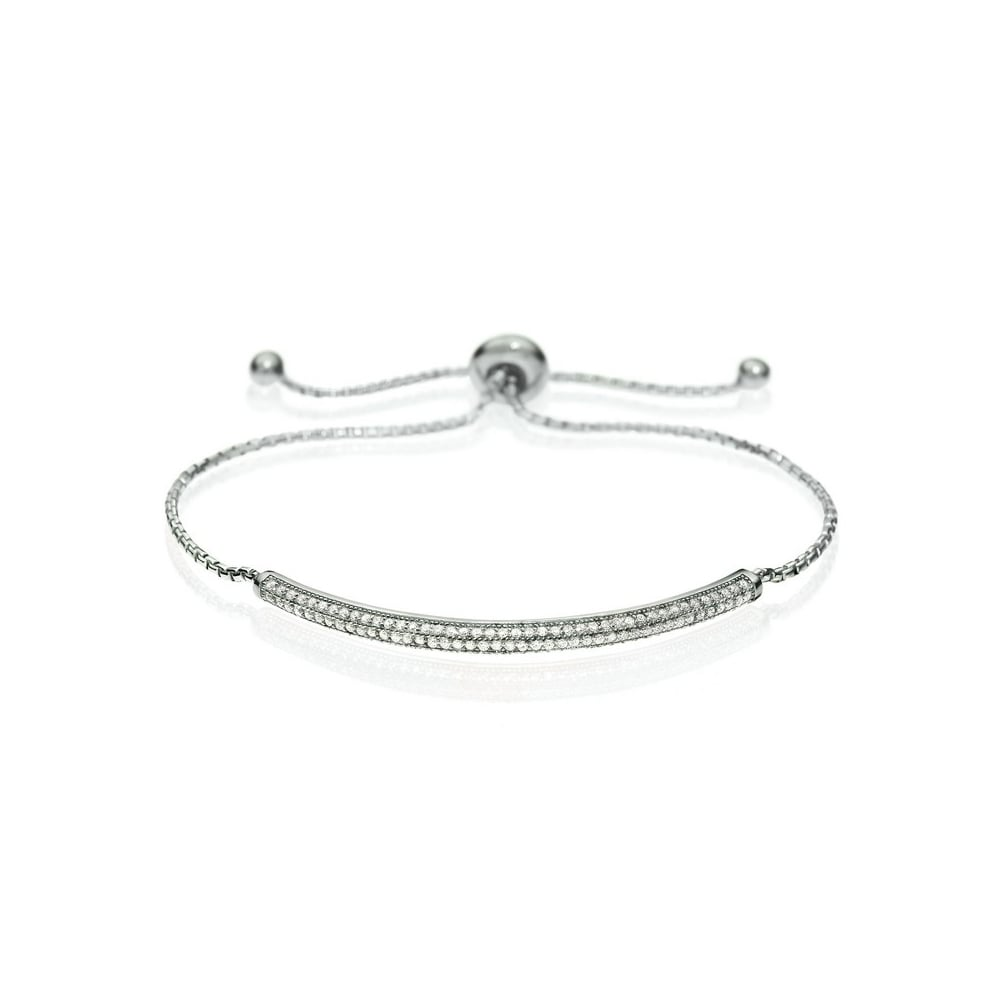 silver jewelry konstantino toggle lyst bracelet metallic in classics sterling