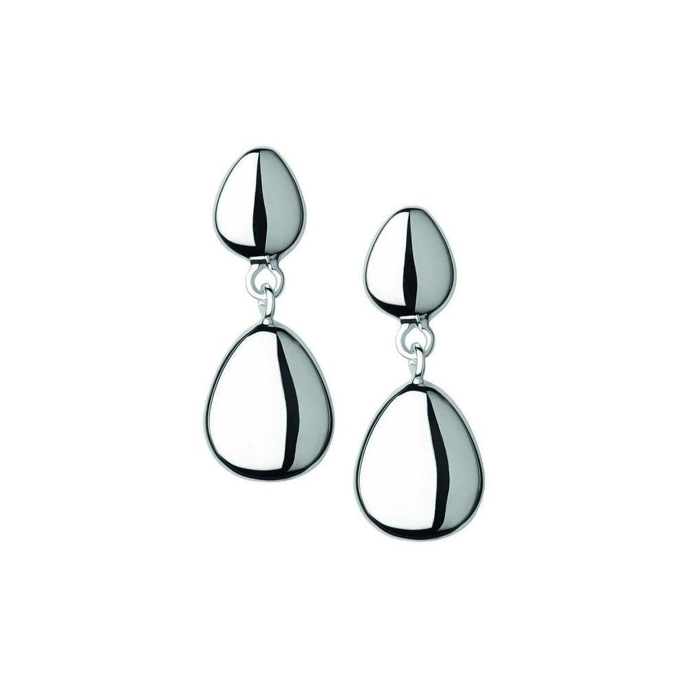 1f37dbdd8 Links of London Hope Sterling Silver Double Drop Earrings - Earrings ...