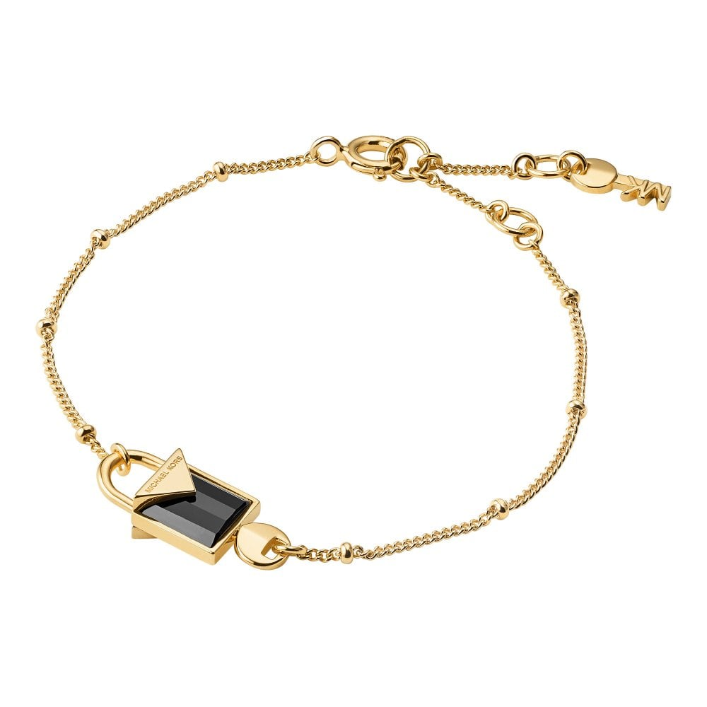 Women S Semi Precious 14k Gold Plated Bracelet