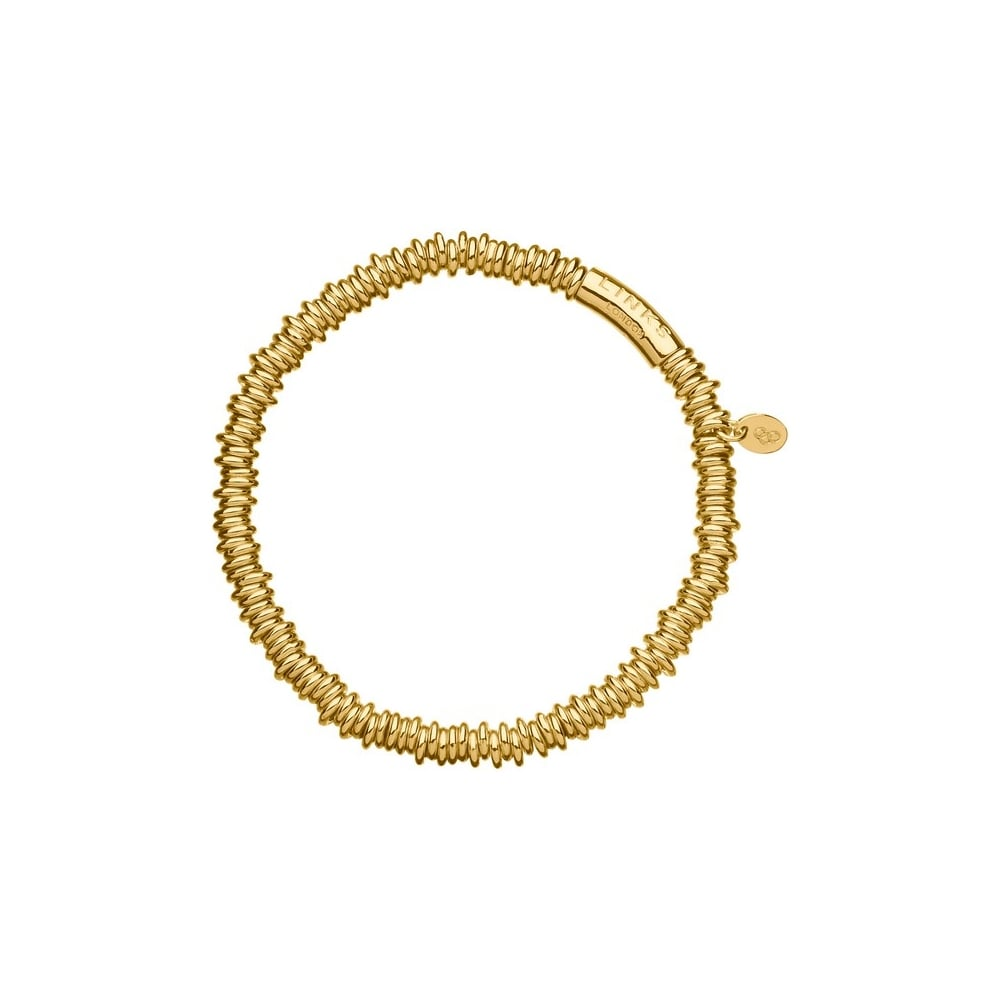 anklet gold jewelry fine cafe stamped pin link bean chain french by de solid grain jewellery bracelet coffee